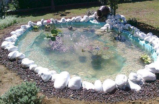 Dream s pools piscine saune idromassaggi ricambi for Costruire laghetto in cemento